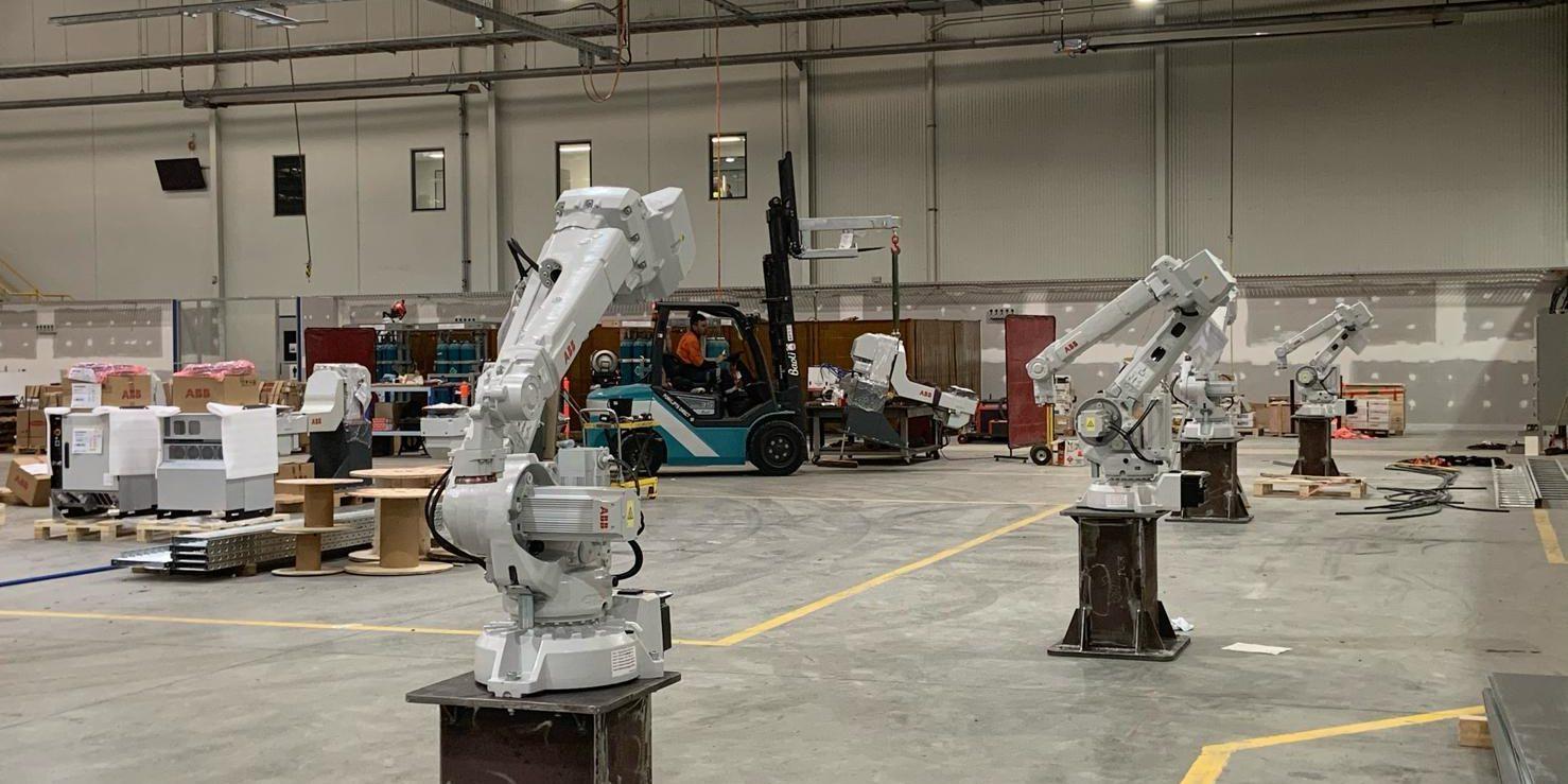 AML3D expands in Edinburgh Parks | Australian Manufacturing Forum